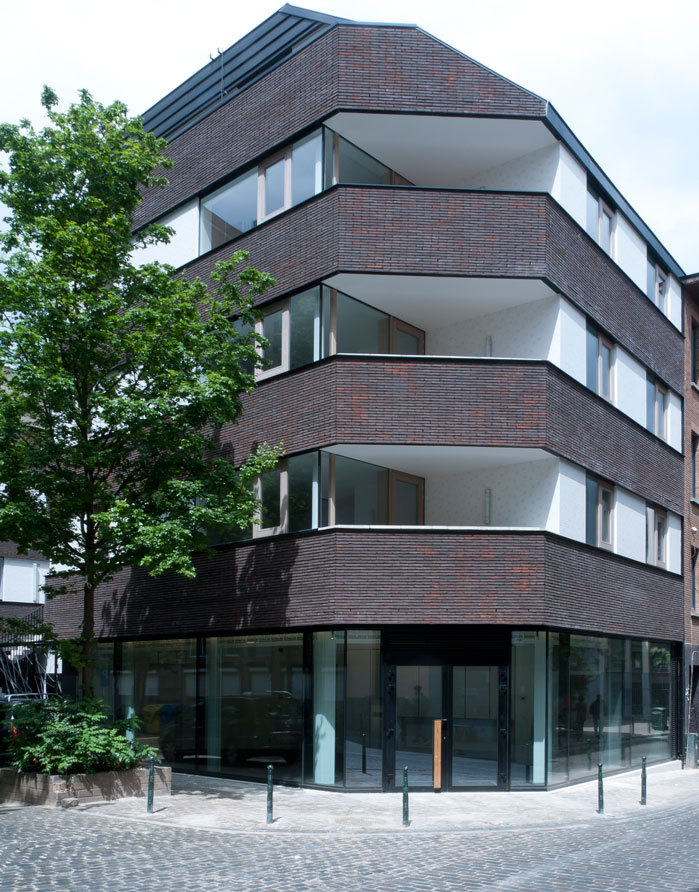 Sociaal wooncomplex Huidevetters in beeld
