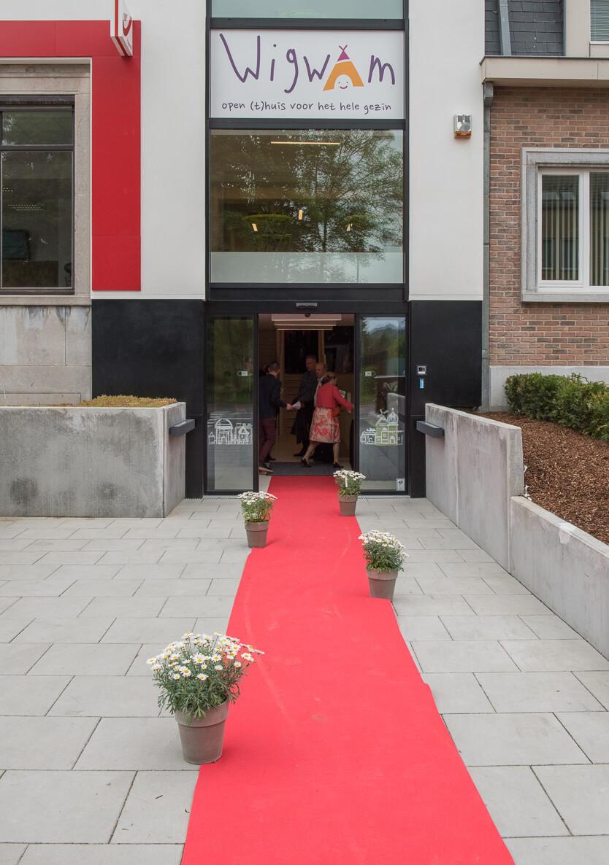KDV Wigwam plechtig geopend