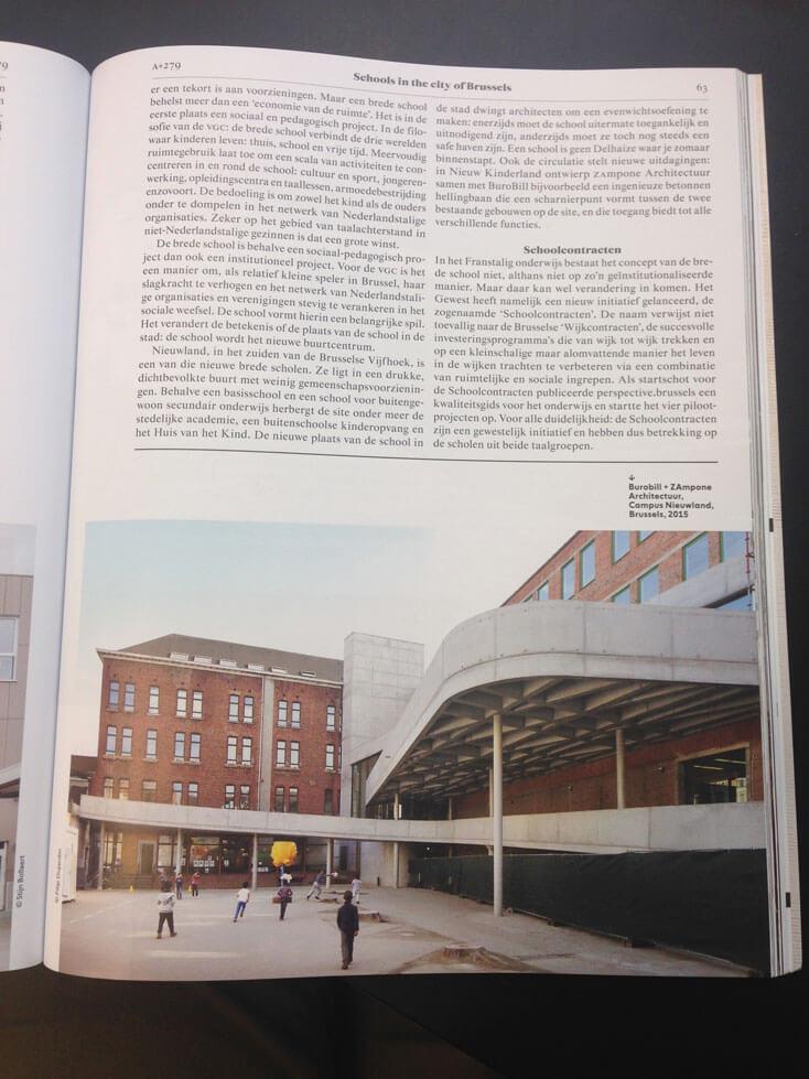 'Ingenieuze betonnen hellingsbaan'