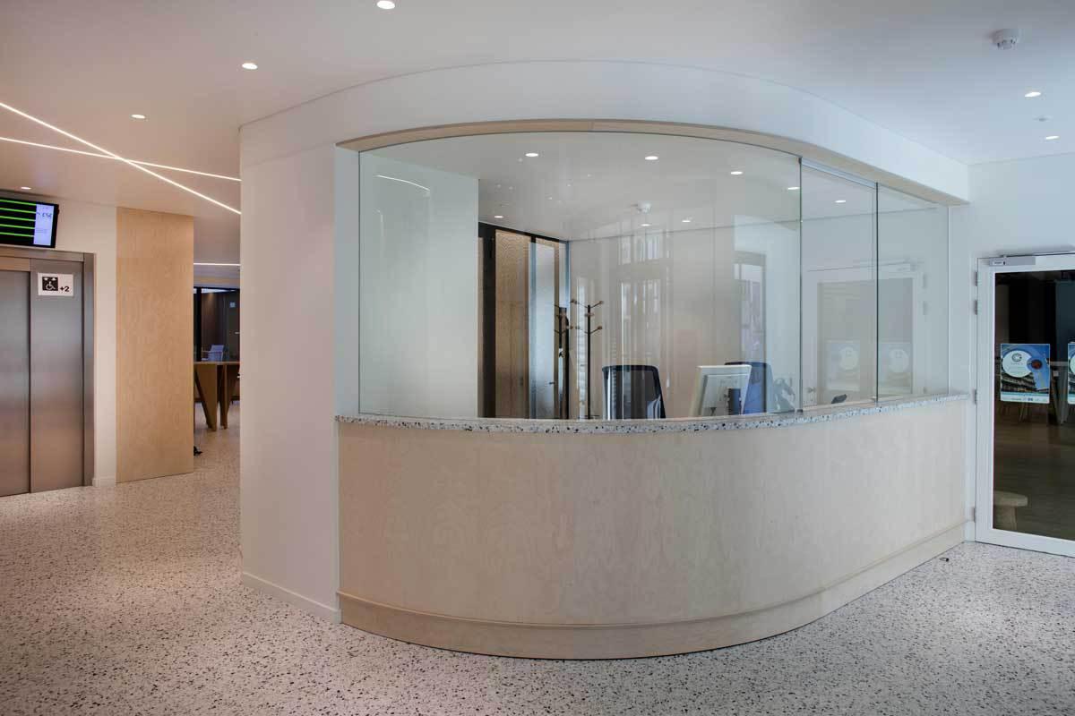Nieuwe kantoorruimte voor ACV