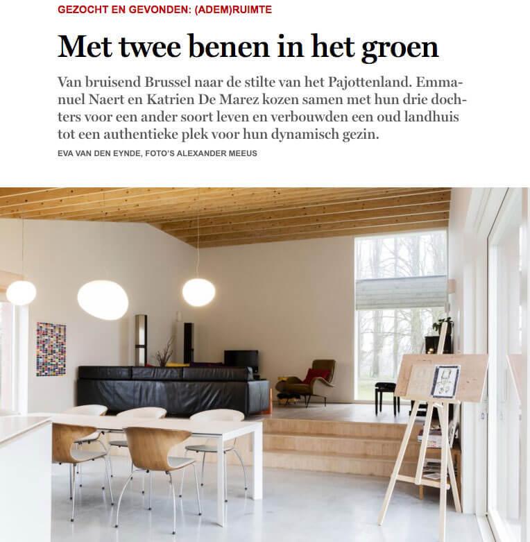 House Naert in DS Wonen!